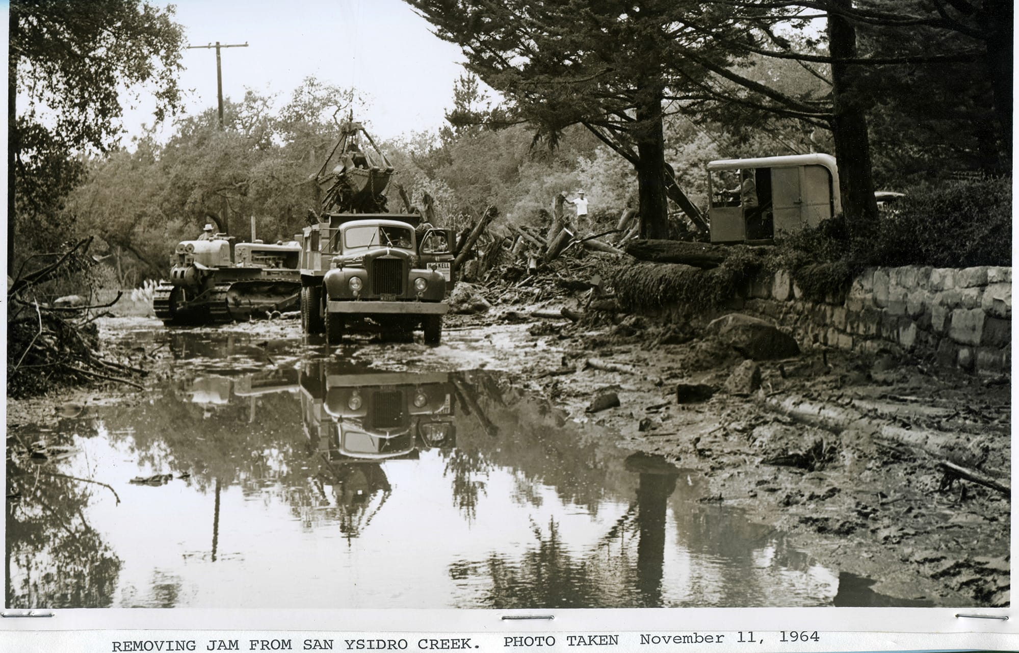 1964 cleanup