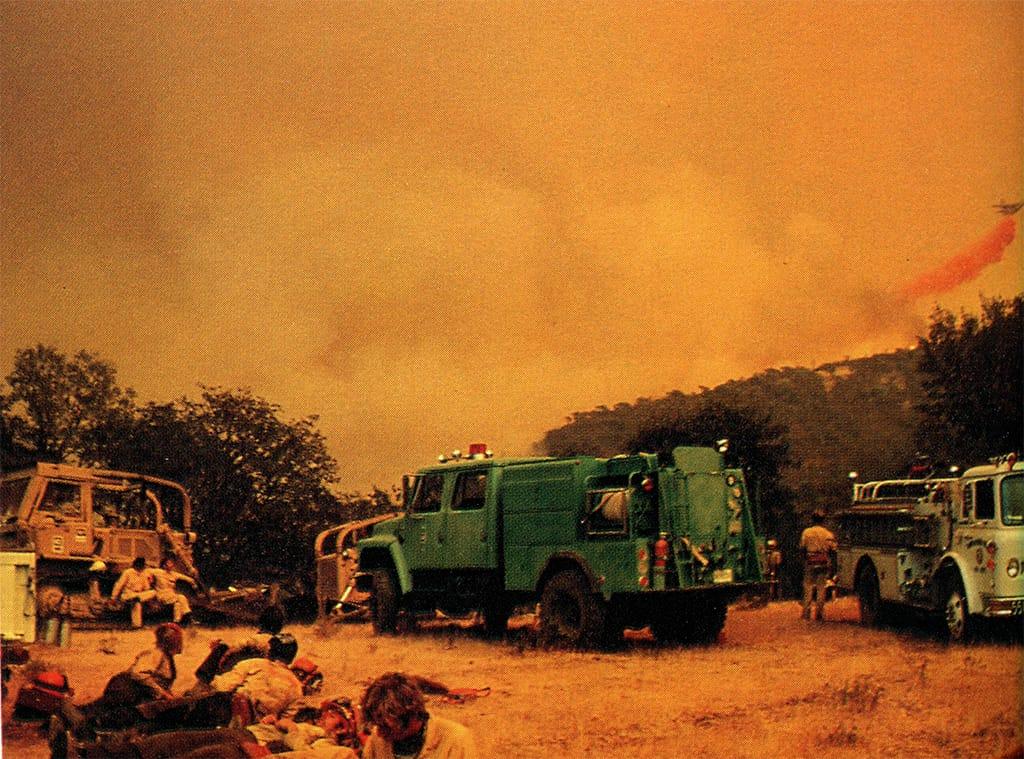 Paint Fire, 1990