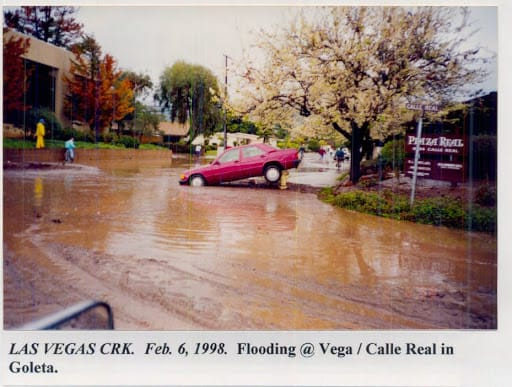 Las Vegas Creek, February 6, 1998