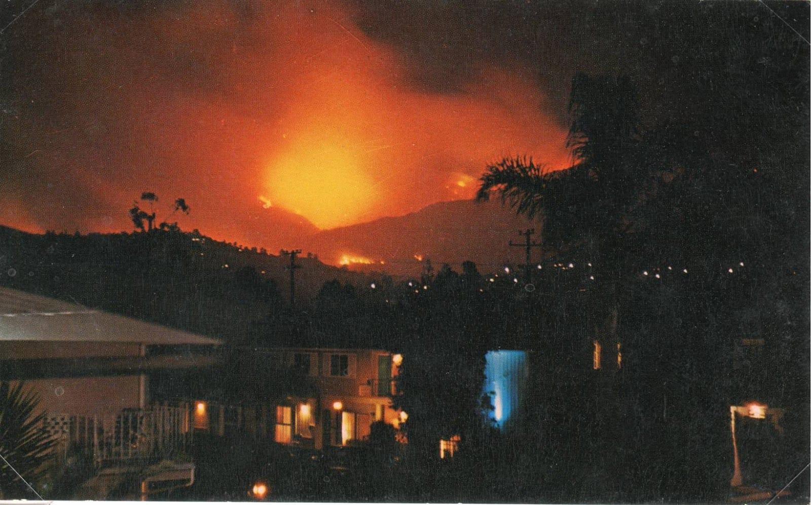 Coyote Fire, 1964