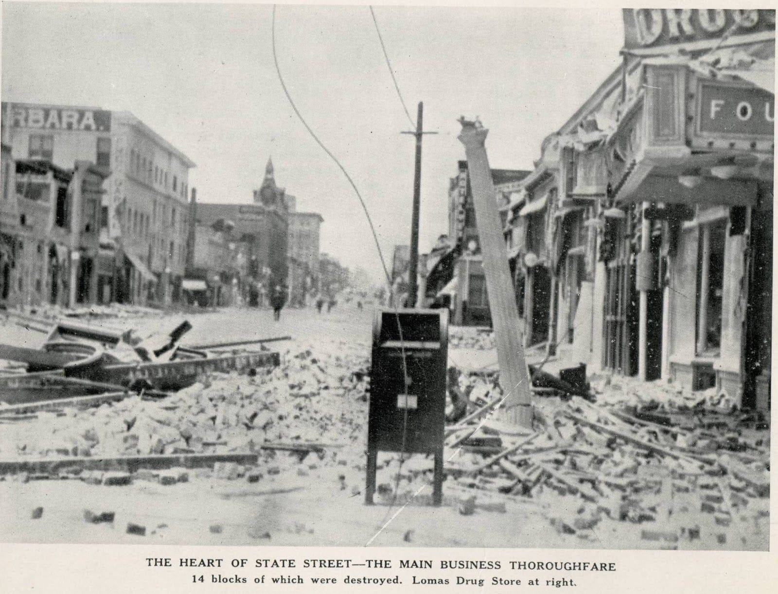 Heart Of State Street, June 29, 1925