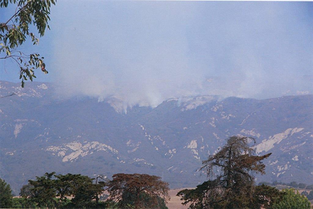 Gap Fire, 2008