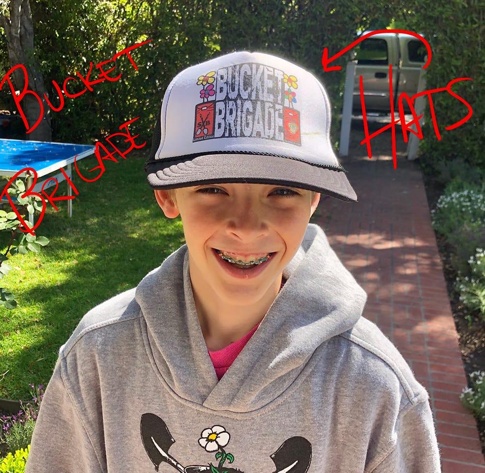Bucket Brigade Hat